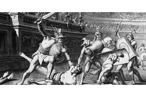 Gladiators In London? Decapitated Skulls Spotlight Brutal ...