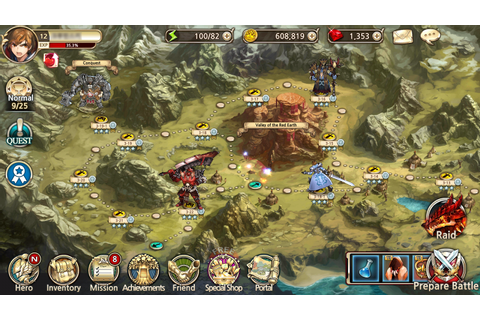 King's Raid - Android Apps on Google Play