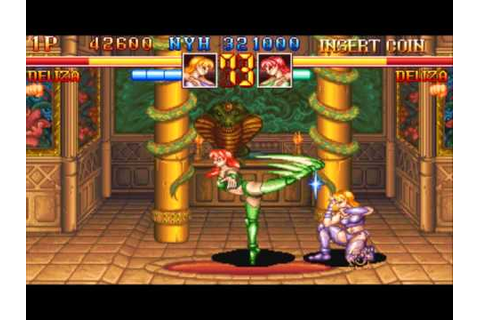 One Credit Play Dragon Master a sorta crappy fighting game ...