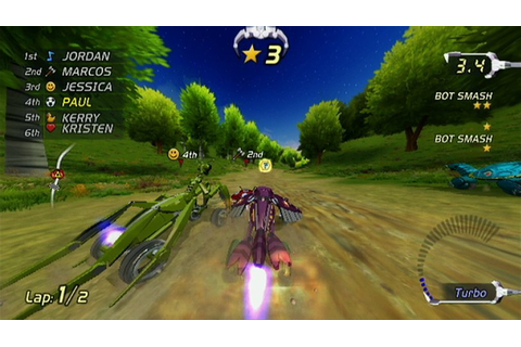 Excitebots: Trick Racing (Wii) News, Reviews, Trailer ...