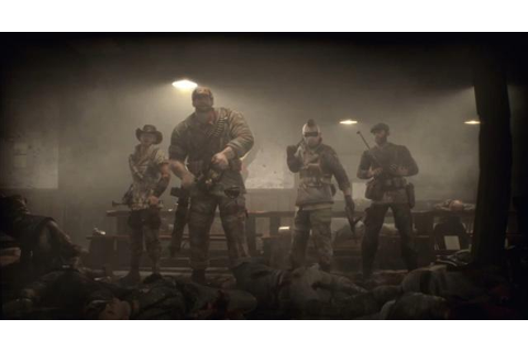 Brothers in Arms: Furious 4 - Der E3-Trailer zur ...