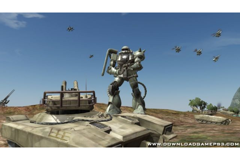 Mobile Suit Gundam Target in Sight - Download game PS3 PS4 ...