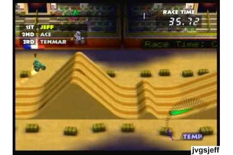 Excitebike: World Rally (Wii) - Online Races - YouTube