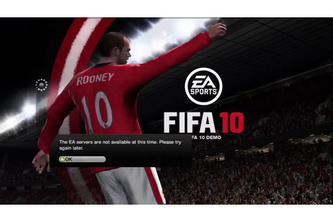 FIFA 10 Gameplay (HD) - YouTube