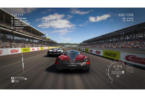 GRID Autosport out now on Nintendo Switch - Team VVV