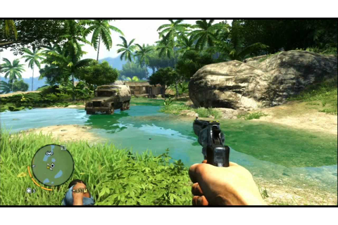 Far Cry 3 - PS3 Gameplay: Hunting, Driving, Gathering ...