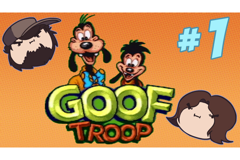 Goof Troop - Goof Troop: Bloopy Shit - PART 1 - Game ...