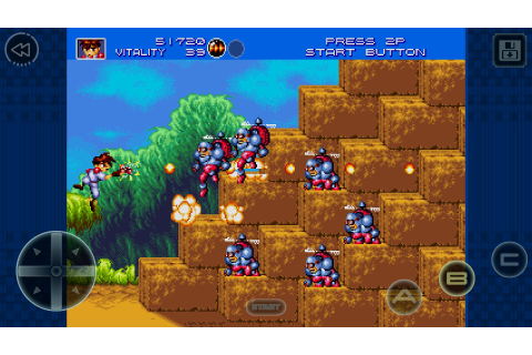Gunstar Heroes Classic - Android games - Download free ...