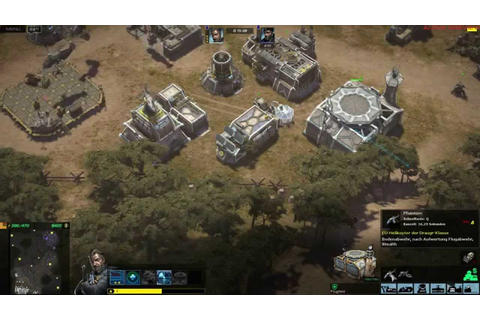 Command and Conquer Generals 2 Closed Alpha Gameplay 1 ...