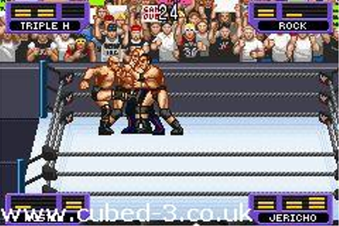WWF Road to Wrestlemania (Game Boy Advance) Review - Page ...