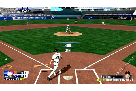 R.B.I. Baseball 15 - Download Free Full Games | Sports games