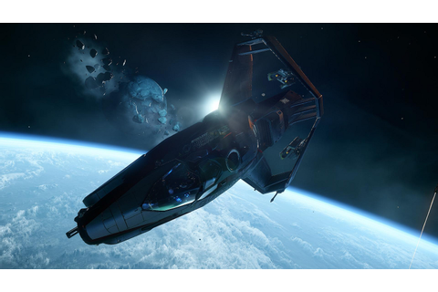 "'Star Citizen' to Refocus on VR Support in ""Early"" 2016"