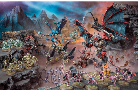 Codex Chaos Daemons Preview - Faeit 212: Warhammer 40k ...