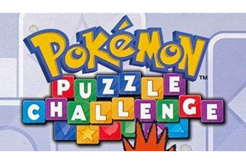 CGR Undertow - POKÉMON PUZZLE CHALLENGE review for Game ...