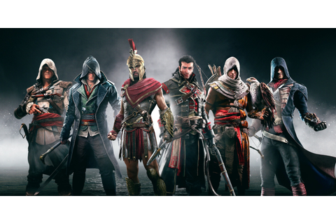 Today's best game deals: Assassin's Creed Collection, more ...