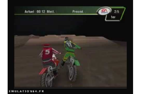 Supercross 2000 (Nintendo 64) - YouTube