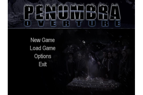 The Game Got Switched: Penumbra: Overture - First Impressions