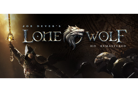 Joe Dever's Lone Wolf HD Remastered on Steam