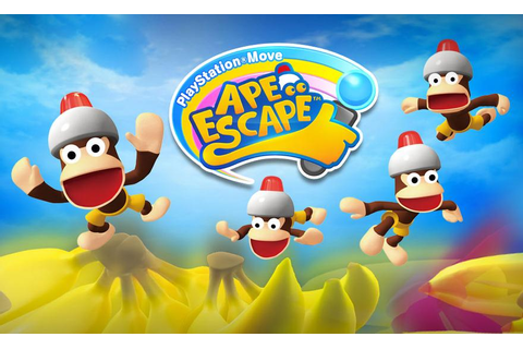 PlayStation Move Ape Escape Review - Just Push Start