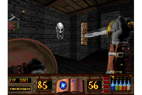 Скриншоты Witchaven II: Blood Vengeance на Old-Games.RU