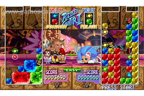 Super Puzzle Fighter II Turbo - Arcade - Games Database