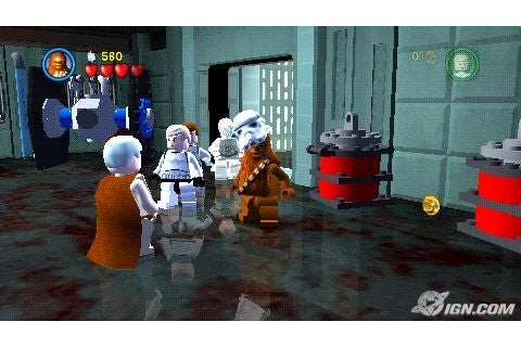 LEGO Star Wars II: The Original Trilogy Review - IGN