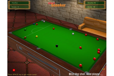 Free Download Softwares: CUE CLUB SNOOKER GAME Latest FULL ...
