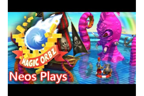 Soccer Ball Destruction! Magic Orbz | Neos Plays - YouTube