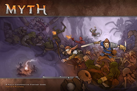 Myth | Board Game | BoardGameGeek