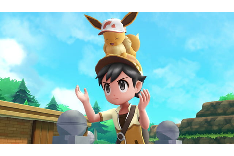 Pokemon: Let's Go director considers the games to be 'core ...