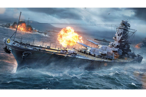World of Warships Review - IGN