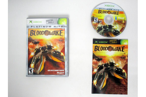 Blood Wake game for Microsoft Xbox | The Game Guy