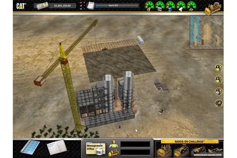 Fire Of The Game: Caterpillar Construction Tycoon Full ...