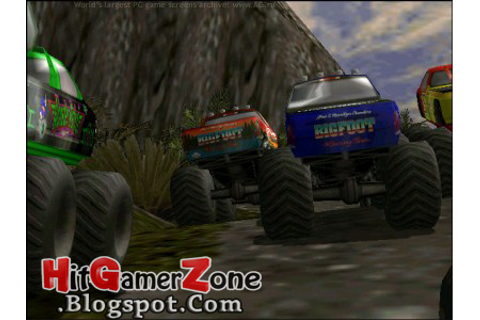 KAstobo gme: Monster Truck Madness 2 Download Free Pc Game