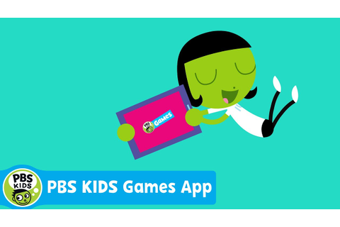 APPS & GAMES | It's Here! The *FREE* PBS KIDS GAMES app ...