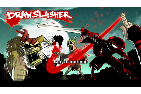 Draw Slasher (2013) by Mass Creation PS Vita game