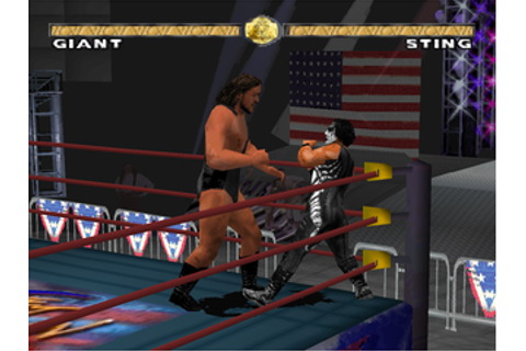 WCW Nitro Screenshots for PlayStation - MobyGames