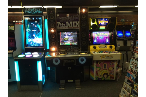 Neon FM, Beatmania III, Pop'n Music - Arcade Locations ...