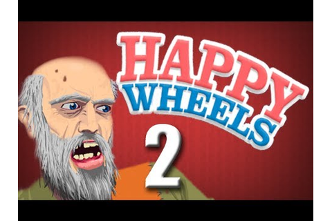 HAPPY WHEELS! w/ Fawdz - Ep. 2 - YouTube