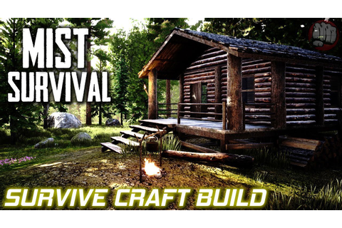 New Cool Survival Game | Mist Survival | First Look - YouTube