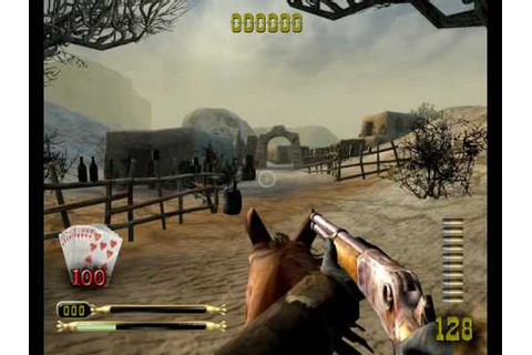 dead mans hand pc - YouTube