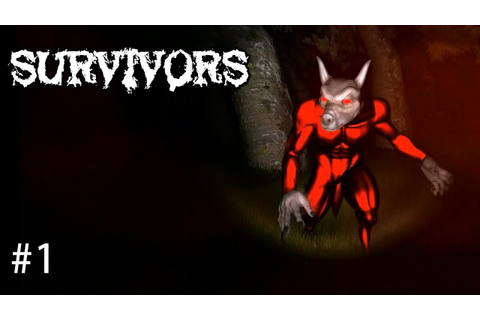 RUSSIAN SLENDER GAME! Survivors Co-op Multiplayer Game ...