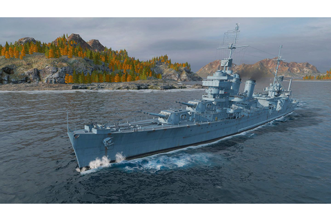 Taking a look at World of Warships: Legends in Xbox Game ...