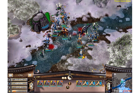Battle Realms + Winter Of The Wolf Full - All Types Of ...