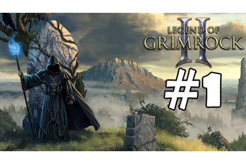Legend of Grimrock 2 Walkthrough Part 1 Gameplay Let's ...
