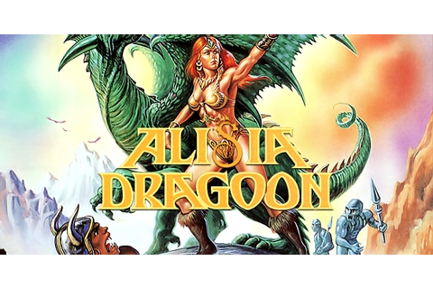 Alisia Dragoon Download Game | GameFabrique