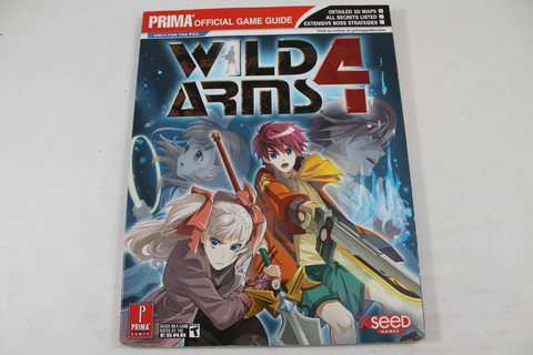 Wild Arms 4 (Prima Games)