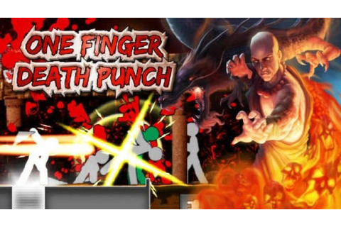 One Finger Death Punch MOD APK for Android Free Download