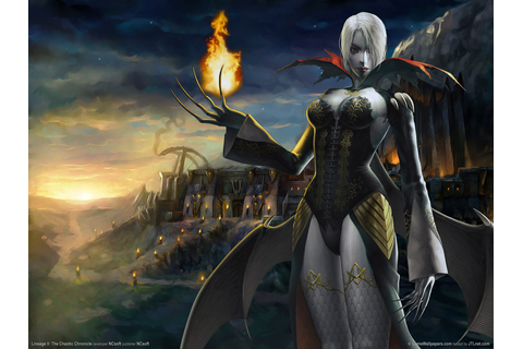 sulis.fudin.chelsea: Lineage II Wallpaper, Screenshot Game