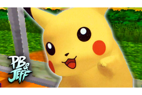 NON-GAME! - Hey You Pikachu (Part 1) - YouTube
